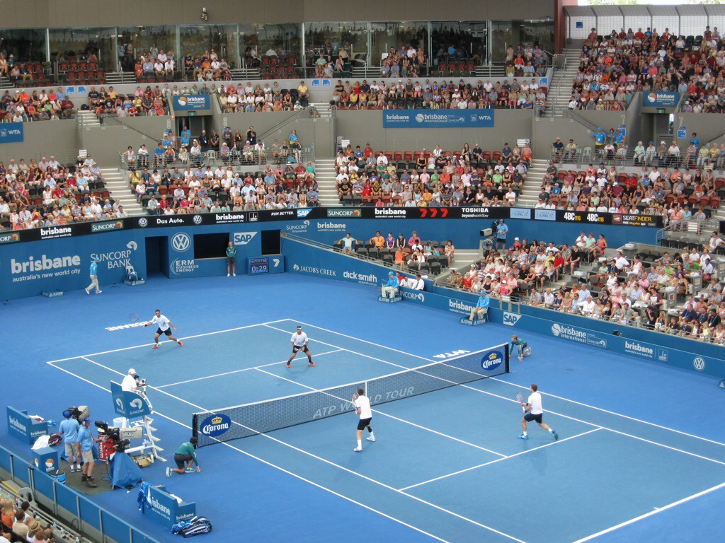 Surviving Pat Rafter Arena A Spectator s Guide to the Brisbane