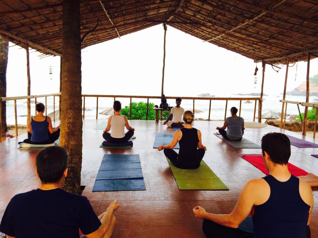 Yoga Never Ending Gap Year